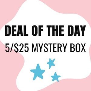 Inventory Box 5/$25 Save$, Earn$, Get $ So Easy!